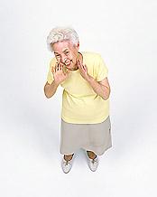 高齢者と尿失禁